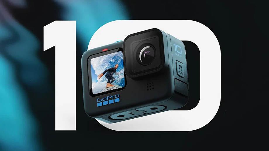 GoPro Hero10 Black официально представлена. Что нового?