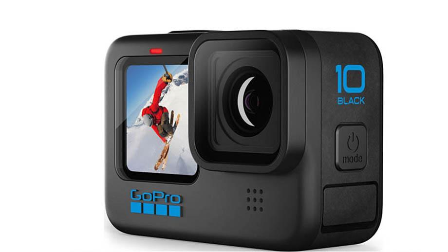 Характеристики камеры GoPro Hero 10 Black раскрыты