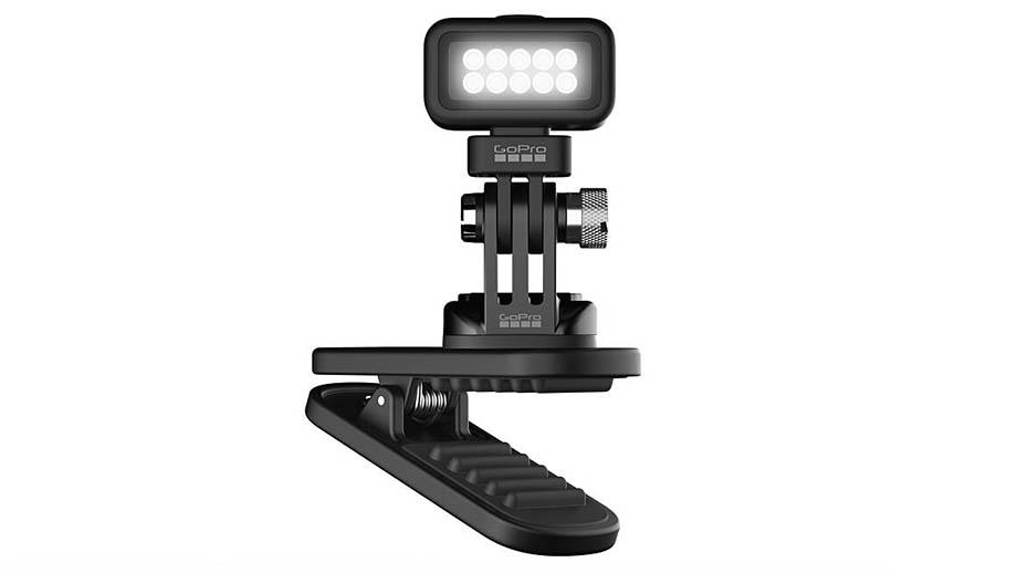 GoPro Zeus Mini – лампа на прищепке