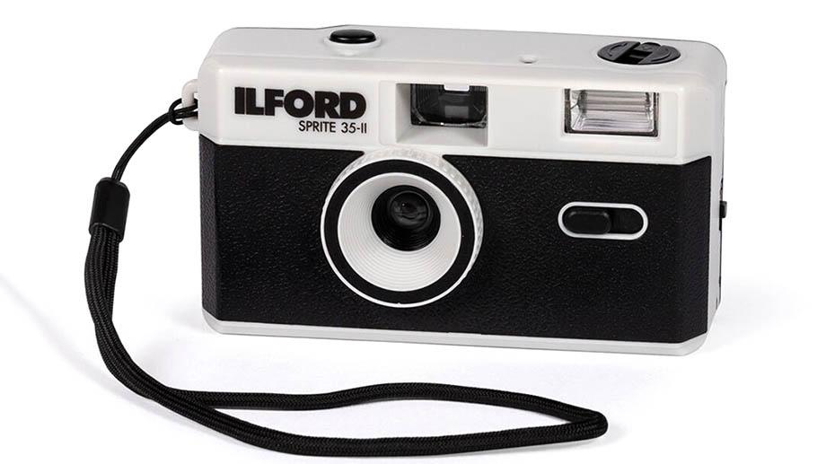 Ilford Sprite 35-II, простая пленочная камера за $35