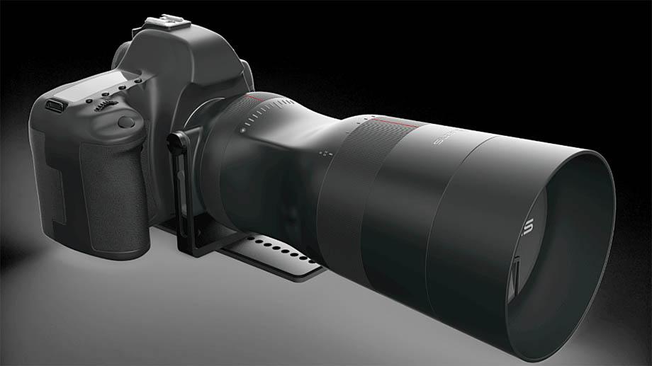 K|Lens One бросает новый вызов ГРИП