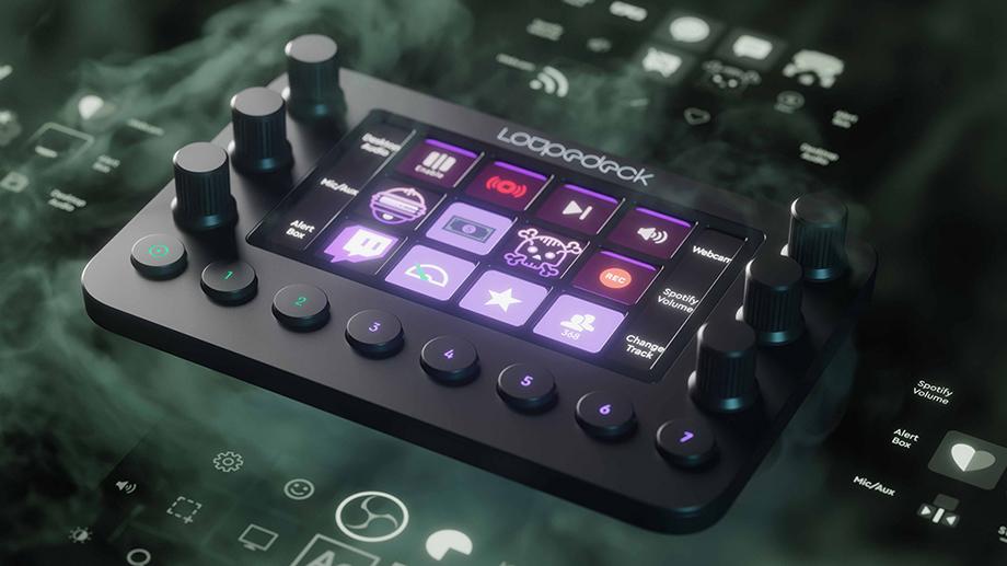 Loupedeck Live – новая консоль для редактирования и прямых трансляций
