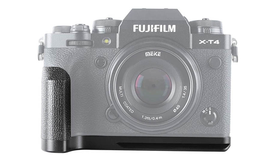 Рукоятка Meike MK XT4G для Fujifilm X-T4 за $50