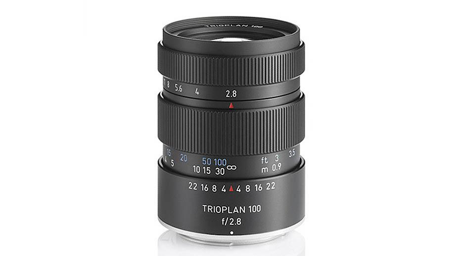 Объектив Meyer Optik Trioplan 100mm f/2.8 II доступен для предзаказа по цене $1000