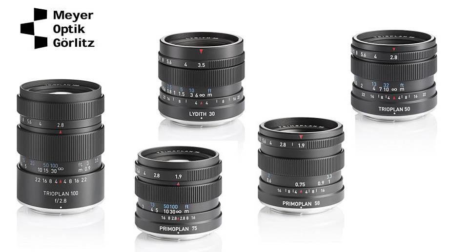 Meyer Optik Görlitz выпустит объективы для байонетов Canon RF и Nikon Z