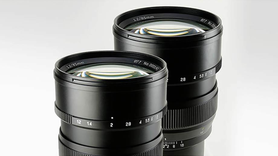 Mitakon Speedmaster 85mm f/1.2 теперь доступен для Nikon Z и Canon RF