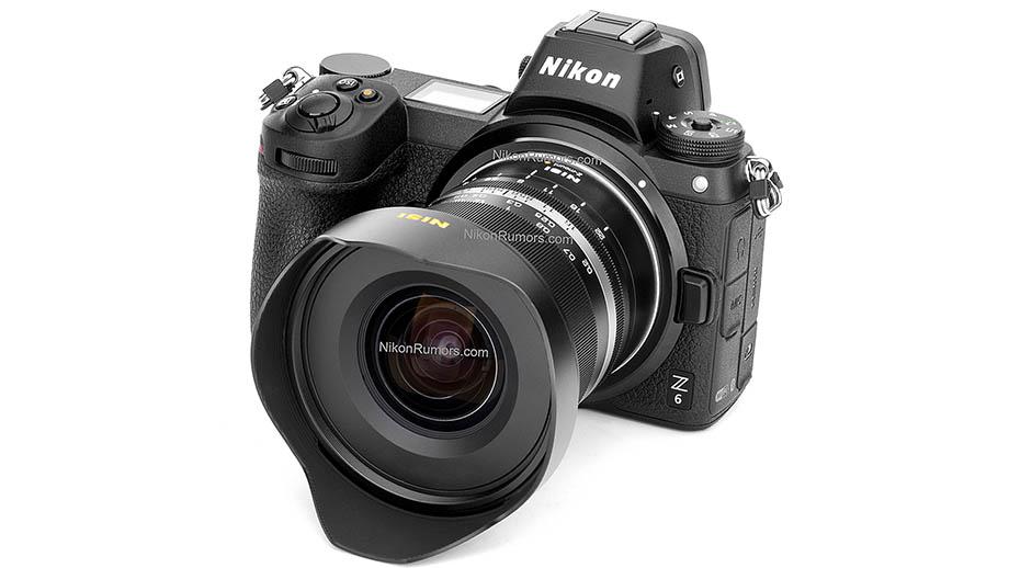 Фотографии нового объектива NiSi для Nikon Z