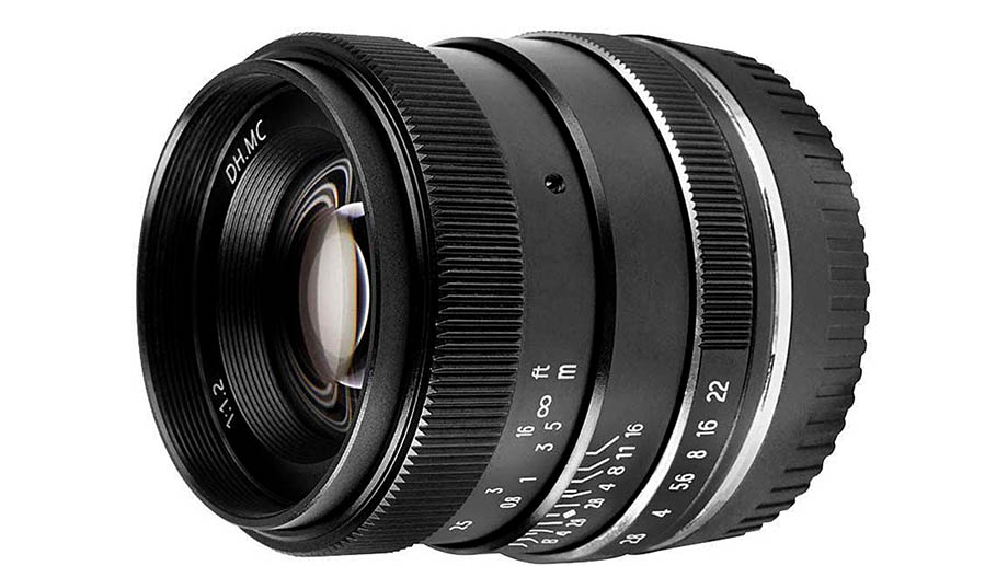 Pergear 35mm f/1.2 для байонета Nikon Z за $109