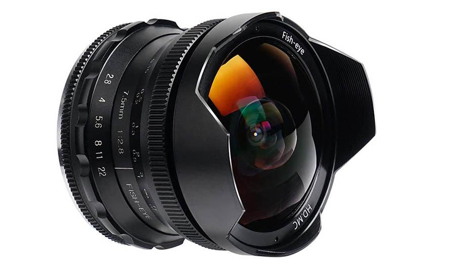 Недорогой fisheye-объектив Pergear 7.5mm f/2.8 для Nikon Z 50