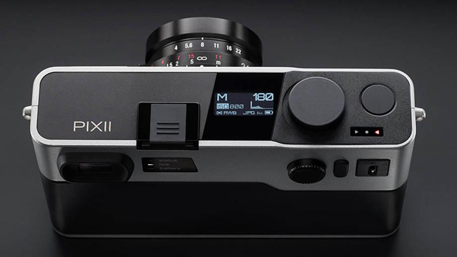 PIXII готовит обновление своих камер?