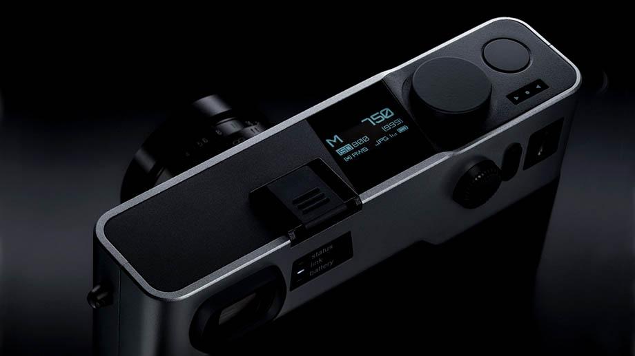 PIXII, APS-C камера с дальномерным видоискателем и байонетом Leica M за €3490