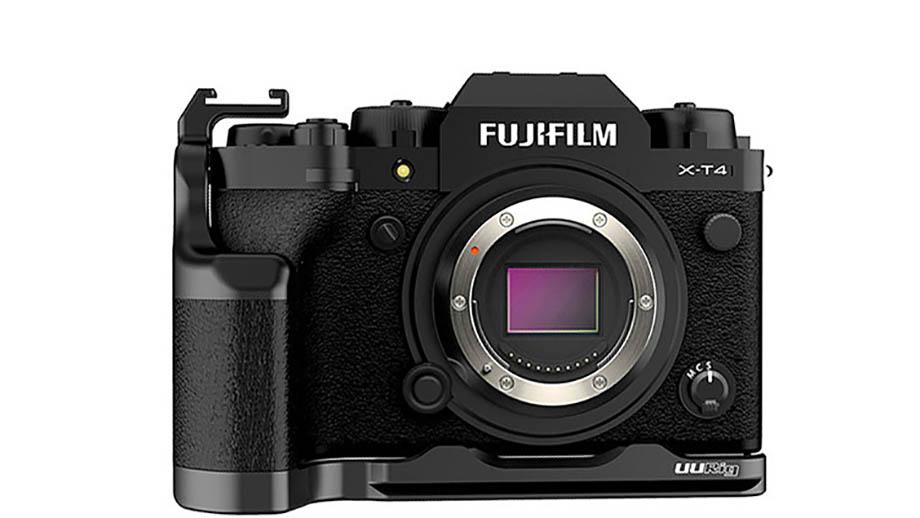 Риг-клетка Uurig для Fujifilm X-T4