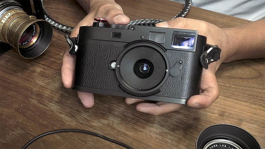 Light Lens Lab сделала прототип объектива Zeiss Hologon 15mm F8