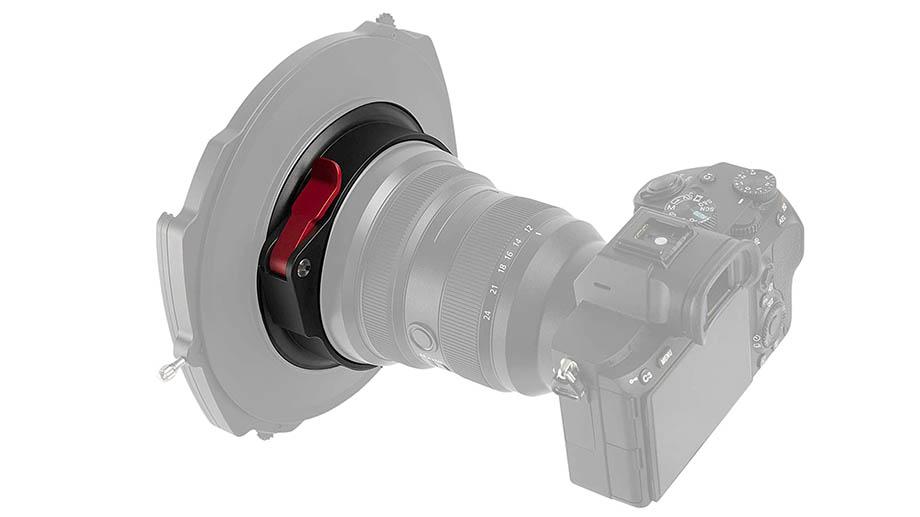 Представлен адаптер Haida для Sony FE 12-24mm F2.8 GM