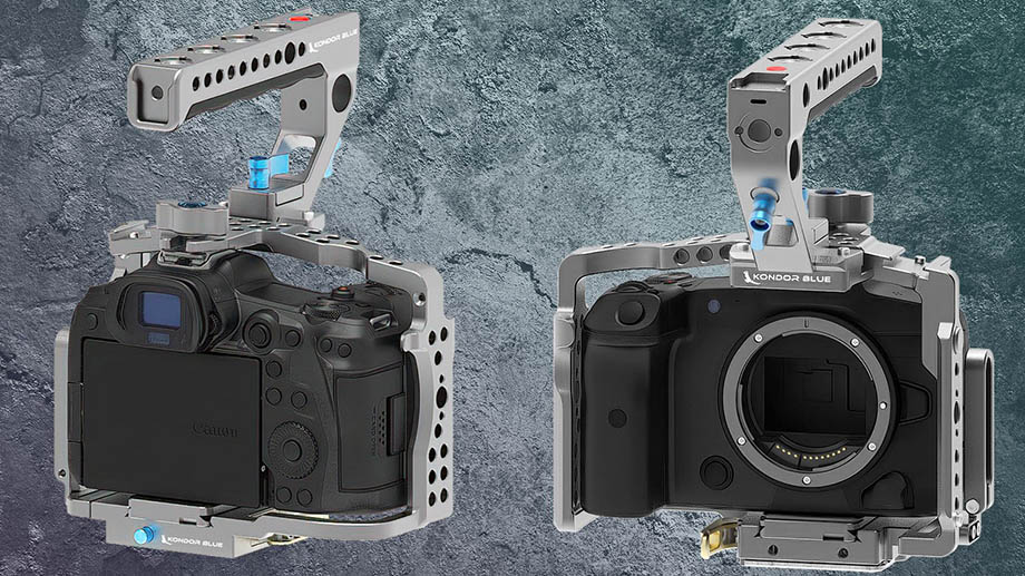 Риг для Canon EOS R5 / R6 от Kondor Blue