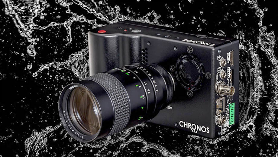 Krontech Chronos 2.1-HD за $4995 снимает Full HD 1000fps