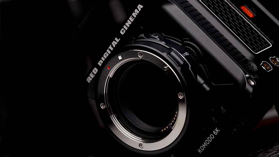 Компактная кинокамера RED Komodo за $6000 теперь доступна для заказа