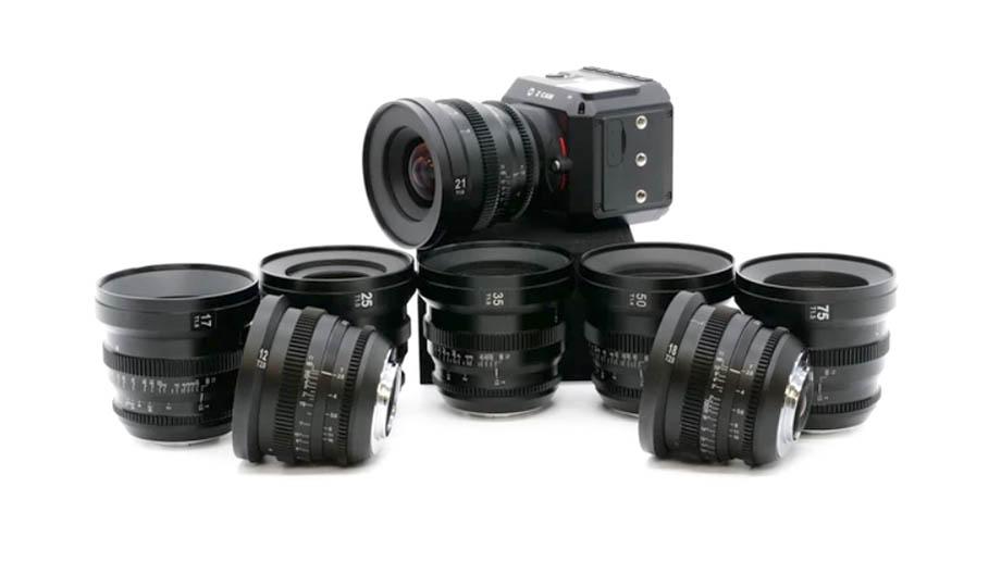 SLR Magic представили новые объективы MicroPrime CINE 17mm и 35mm для MFT