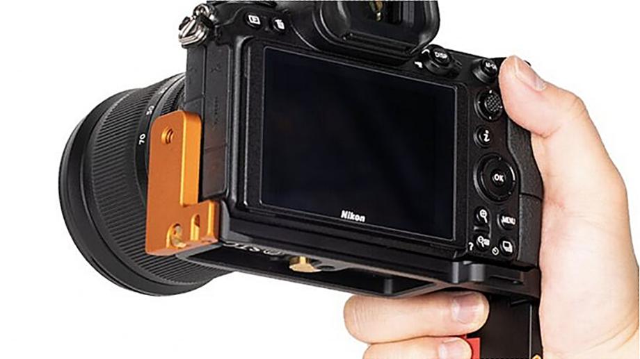 STC представила рукоятку FoGrip для Nikon Z6 и Z7