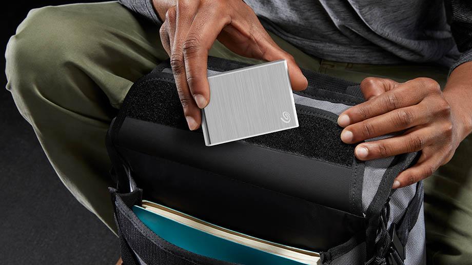 Новый твердотельный накопитель Seagate One Touch SSD