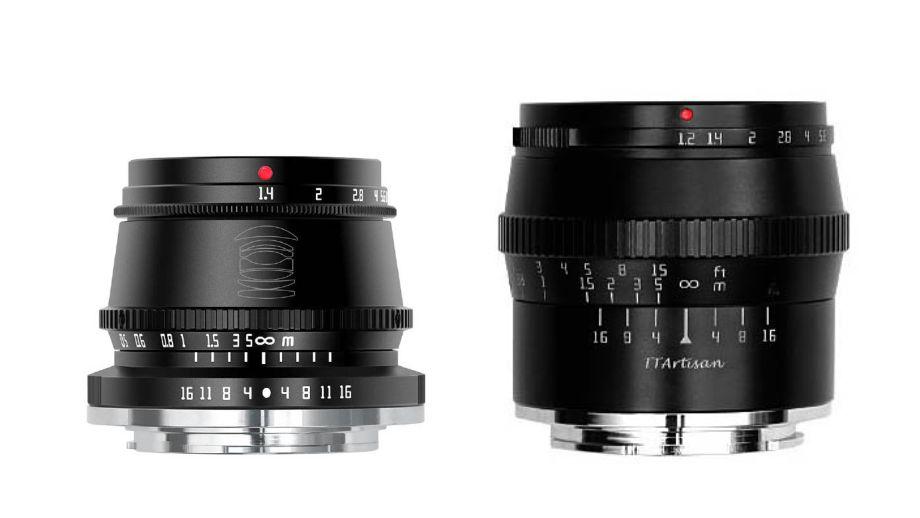 TTArtisan скоро представит 50mm f/1.2 и 17mm f/1.4