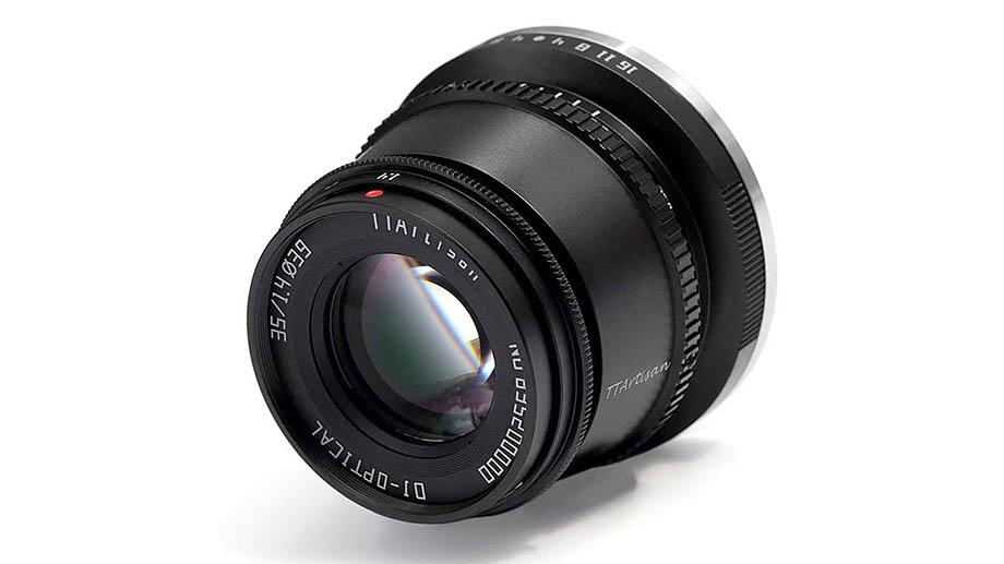 Представлен объектив TTArtisan 35mm f/1.4 для APS-C-камер