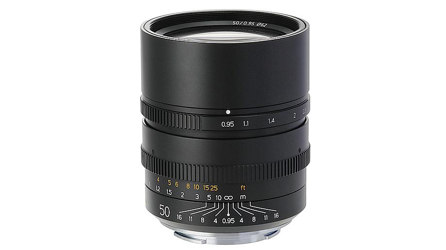 Суперсветосильный TTArtisan 50mm f/0.95 за $386 под байонеты Sony E и Fujifilm X