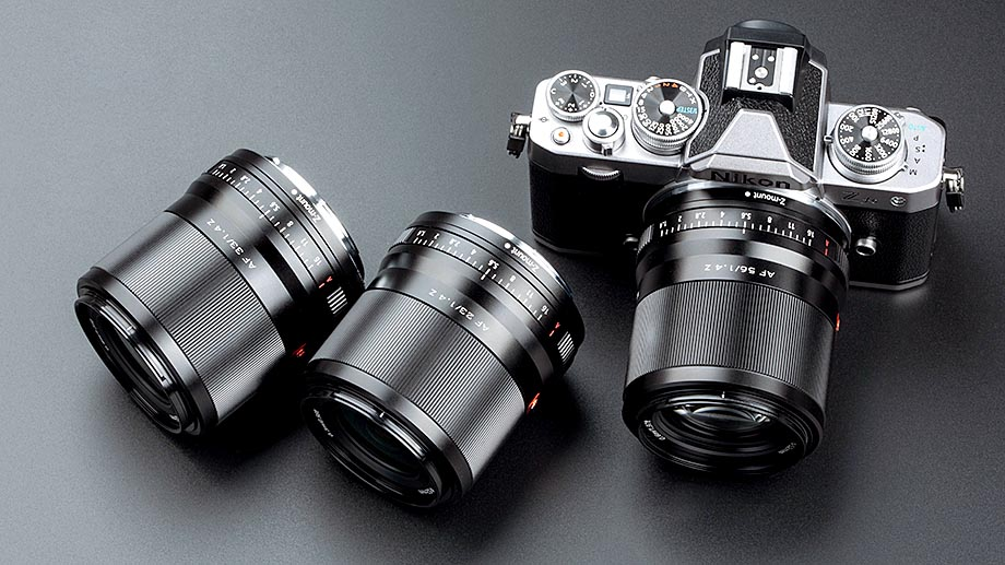 Viltrox начинает производство серии объективов для беззеркальных кроп-камер Nikon