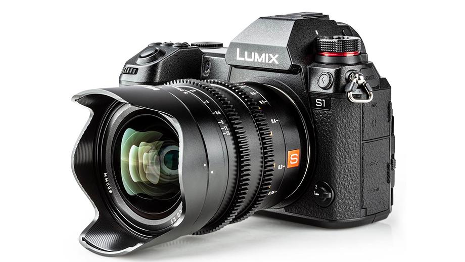 Киношный объектив Viltrox 20mm T2 ASPH для L-mount