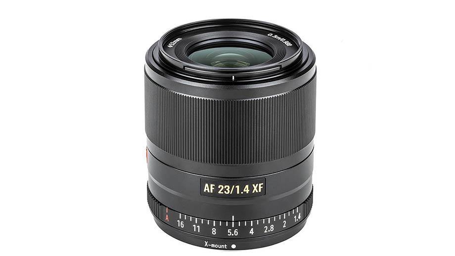 Viltrox 23mm f/1.4 появился в продаже за $329