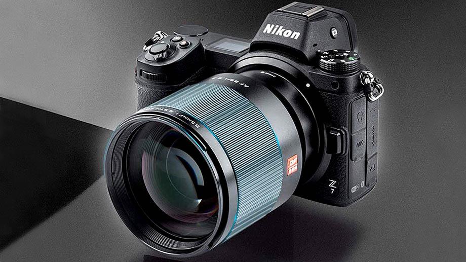 Объектив Viltrox AF 85mm f/1.8 Z для полнокадровых камер Nikon Z уже доступен для заказа