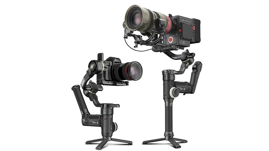Стедикам Zhiyun CRANE 3S для тяжёлых камер