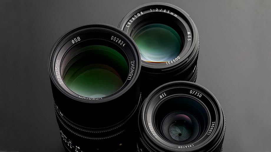 Выпущены объективы Mitakon Сreator для Fuji X-mount