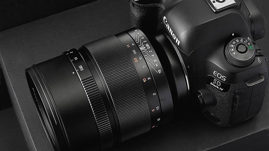 ZhongYi Speedmaster 50mm f/0.95 EF для Canon EF за $1000