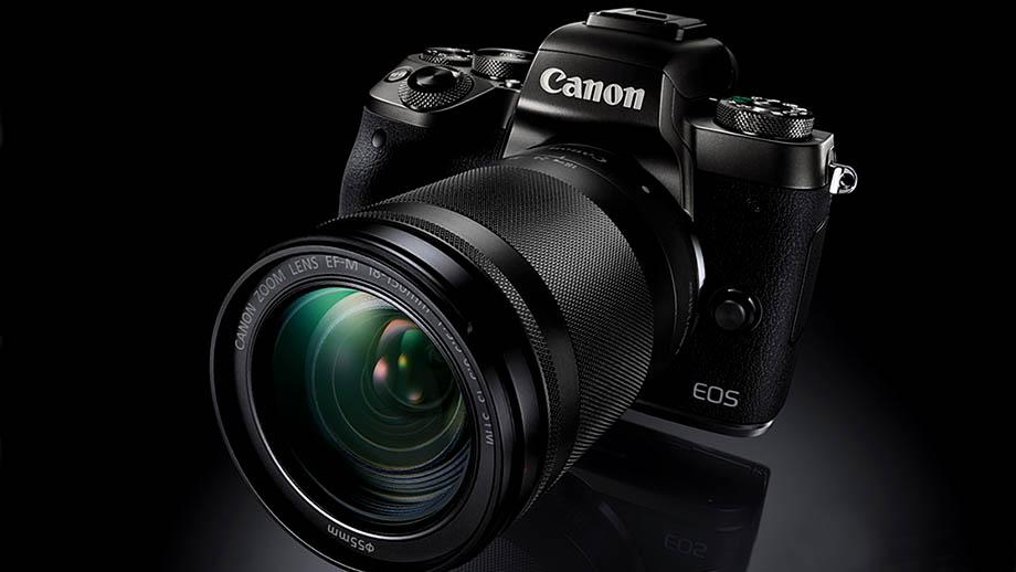 Новая камера Canon EOS M 2020 года получит IBIS?