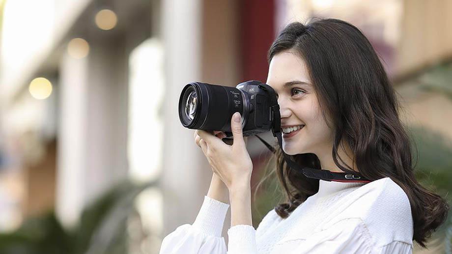 Kit-комплект Canon EOS RP + RF 24-105mm f/4-7.1 за $1300
