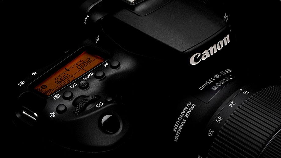 Canon EOS 90D Mark II анонсируют в 2021 году?