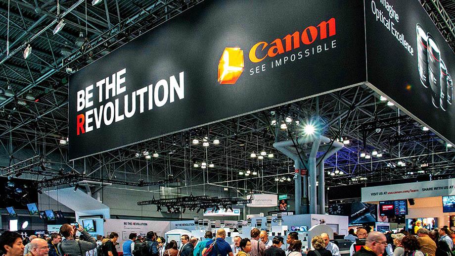 Форум Canon Global EXPO должен пройти после осени 2021 года