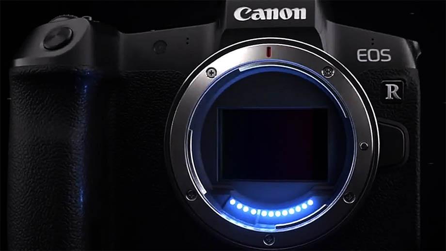 Canon патентует новые оптические конструкции под байонет RF