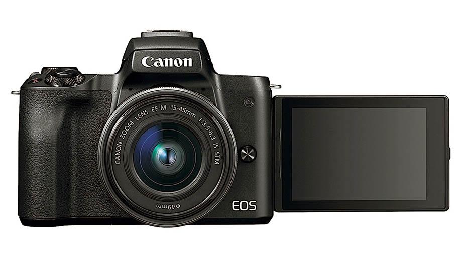Две новые камеры EOS M появятся во второй половине 2020 года