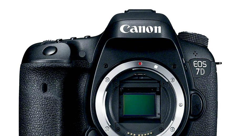 Стали известны спецификации Canon EOS 7D Mark III
