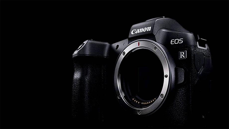 Прошивку Canon EOS R обновят в июле