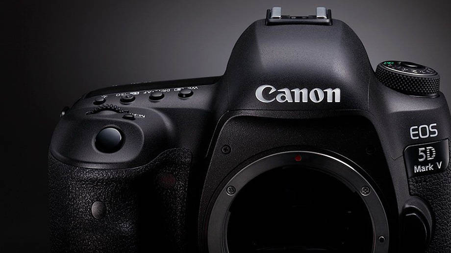 Canon EOS 5D Mark V не будет?