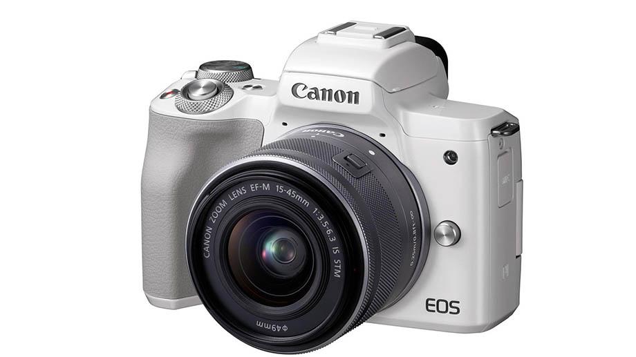 Canon EOS M50 Mark II появится в 2020 году