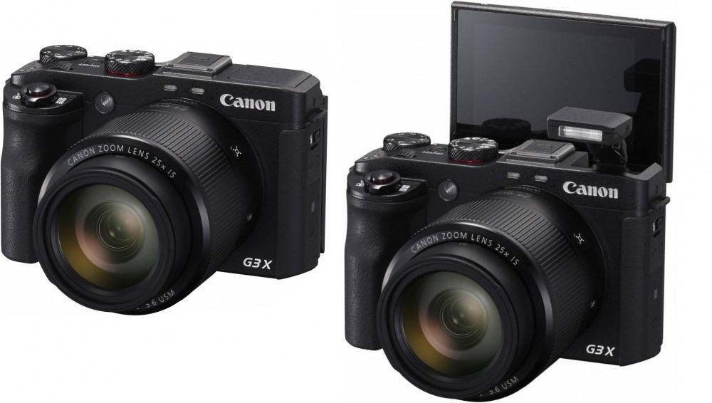 Canon G3 X Mark II получит новые объектив и матрицу