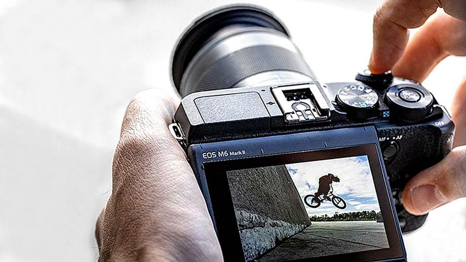 IBIS может появиться в линейке Canon EOS M