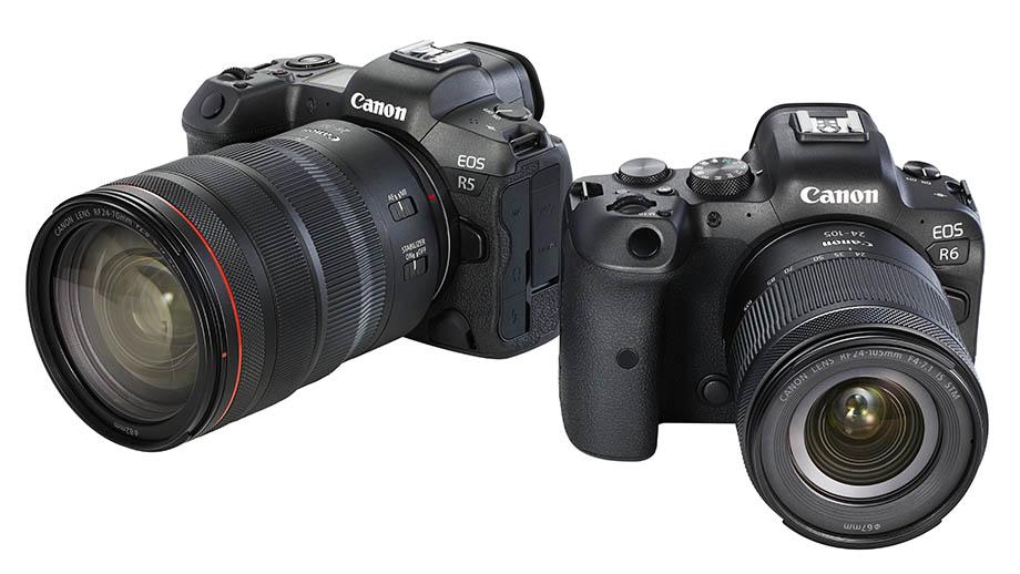 Canon EOS R5 и EOS R6 официально анонсированы! Полные технические характеристики
