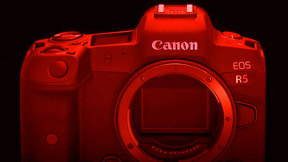 Canon EOS R5: проблемы с перегревом