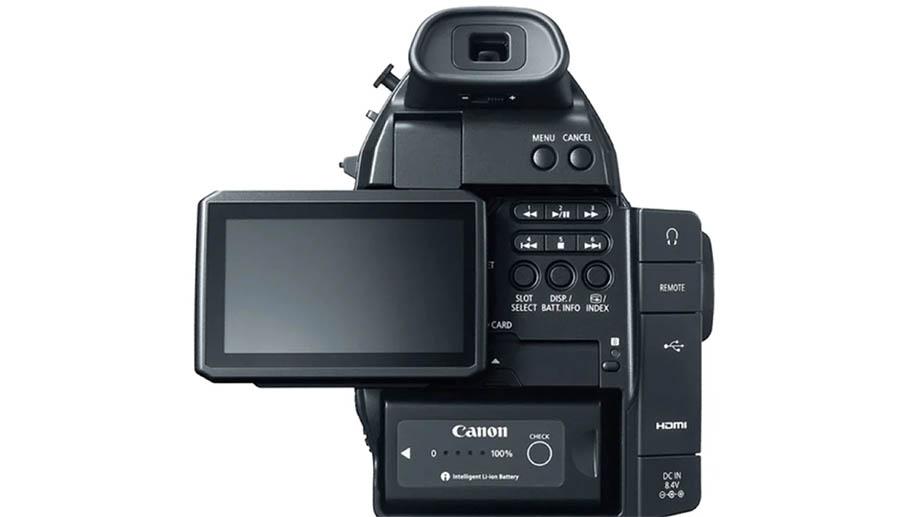 Первая Canon Cinema EOS C70 c байонетом RF уже тестируется?