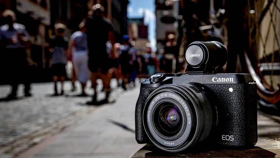 Canon EOS M7, новые данные